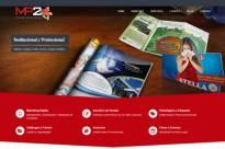 Site MP2 em WordPress