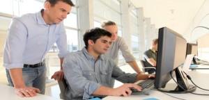 Mão de obra qualificada no desenvolvimento de sites em WordPress.