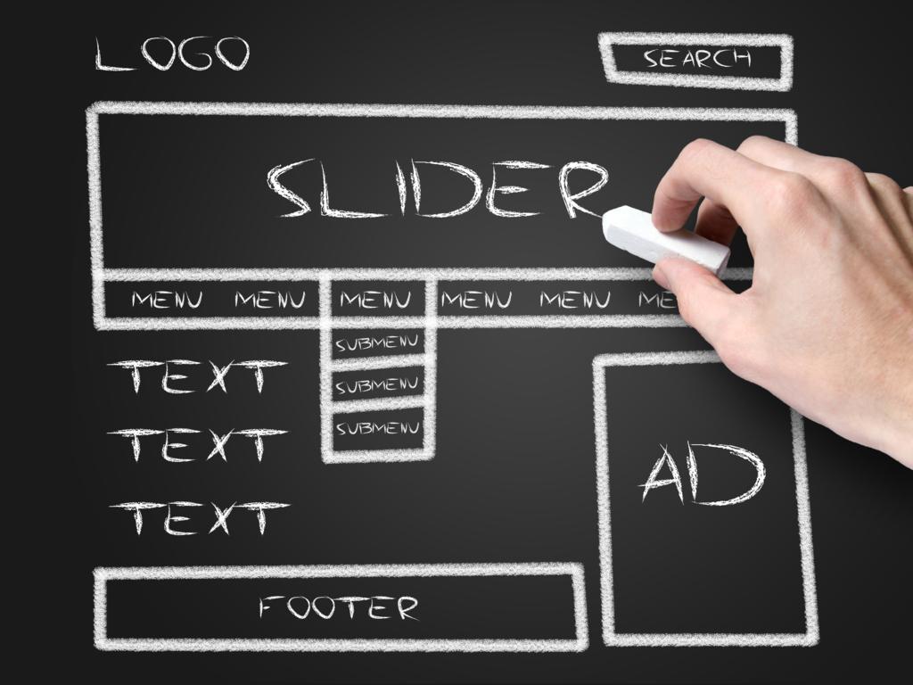 Sites feitos em wordpress com aparência profissional